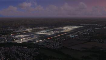 Screenshot11 - Microsoft Flight Simulator X: Mega Airport London Heathrow Xtended