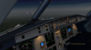 Screenshot2 - Microsoft Flight Simulator X: Airbus Bundle