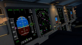 Screenshot3 - Microsoft Flight Simulator X: Airbus Bundle