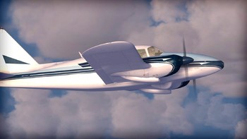 Screenshot2 - Microsoft Flight Simulator X: Steam Edition - Piper Aztec Add-On