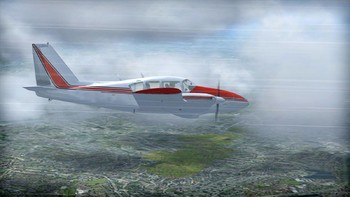 Screenshot4 - Microsoft Flight Simulator X: Steam Edition - Piper Aztec Add-On