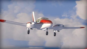 Screenshot7 - Microsoft Flight Simulator X: Steam Edition - Piper Aztec Add-On