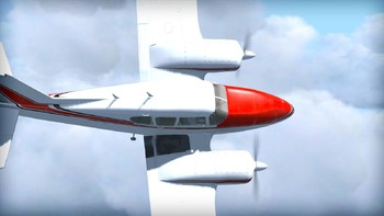 Screenshot5 - Microsoft Flight Simulator X: Steam Edition - Piper Aztec Add-On