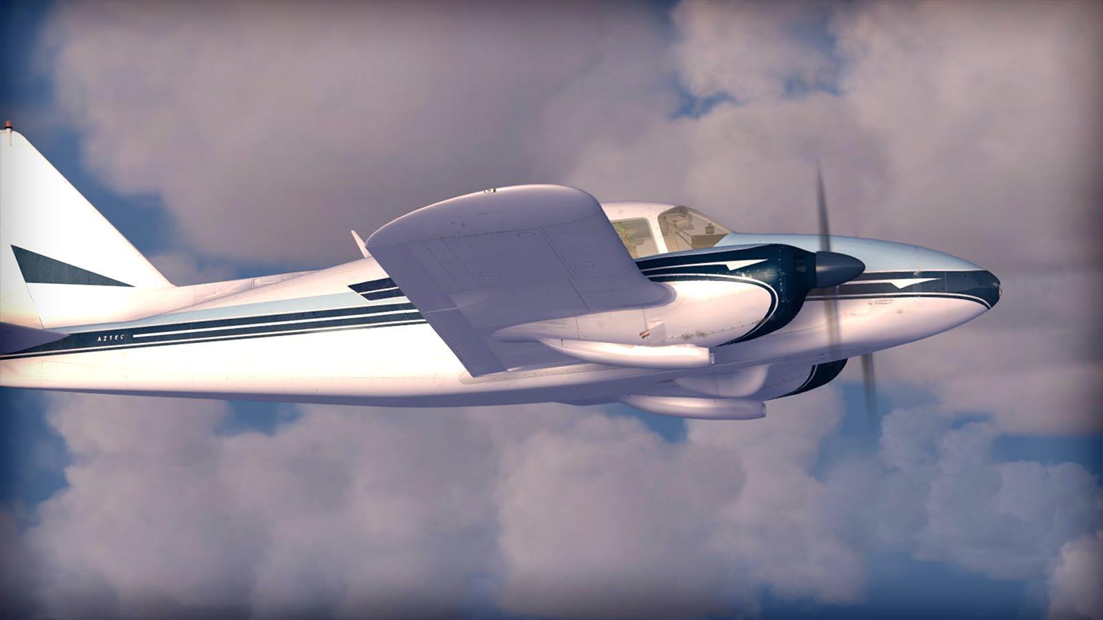 Microsoft Flight Simulator X: Steam Edition - Piper Aztec Add-On [Steam CD  Key] for PC - Buy now
