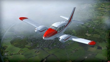 Screenshot8 - Microsoft Flight Simulator X: Steam Edition - Piper Aztec Add-On
