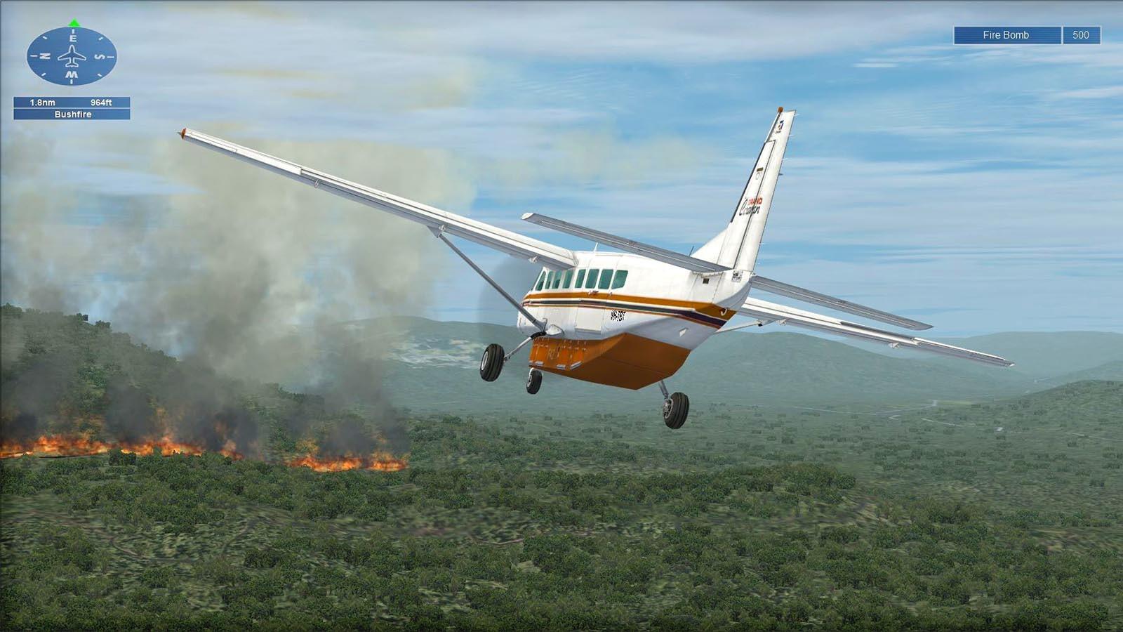 Microsoft Flight Simulator X: Steam Edition - Fair Dinkum Flights Add-On  [Steam CD Key] für PC online kaufen