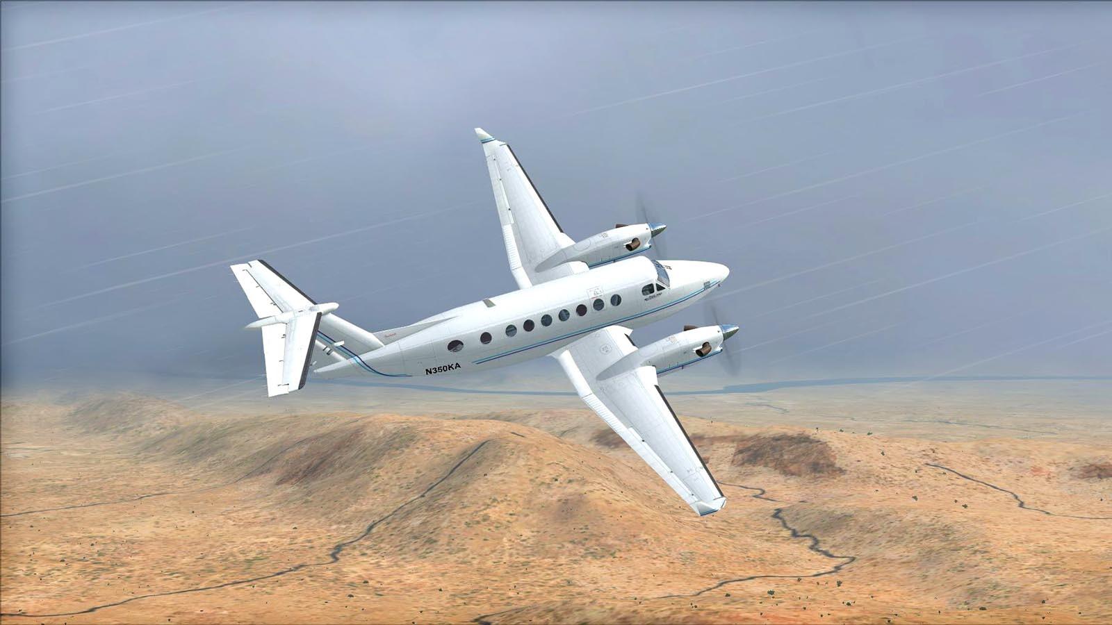 Flight simulator Add
