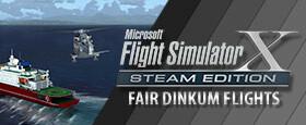 Microsoft Flight Simulator X: Steam Edition - Fair Dinkum Flights Add-On