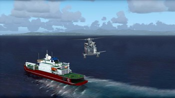 Screenshot1 - Microsoft Flight Simulator X: Steam Edition - Fair Dinkum Flights Add-On