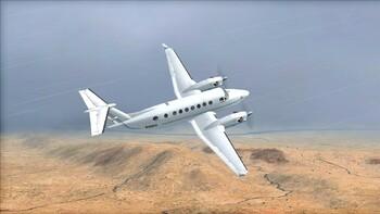 Screenshot6 - Microsoft Flight Simulator X: Steam Edition - Fair Dinkum Flights Add-On