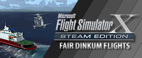 Microsoft Flight Simulator X: Steam Edition - Fair Dinkum Flights Add-On