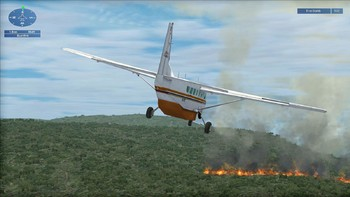 Screenshot2 - Microsoft Flight Simulator X: Steam Edition - Fair Dinkum Flights Add-On