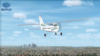 Screenshot5 - Microsoft Flight Simulator X: Steam Edition - Fair Dinkum Flights Add-On