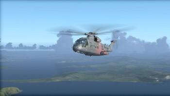 Screenshot10 - Microsoft Flight Simulator X: Steam Edition - Fair Dinkum Flights Add-On