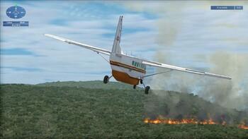 Screenshot2 - Microsoft Flight Simulator X: Steam Edition - Fair Dinkum Flights Add-On