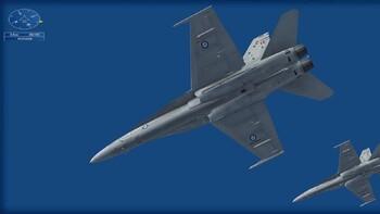 Screenshot4 - Microsoft Flight Simulator X: Steam Edition - Fair Dinkum Flights Add-On