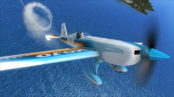 Screenshot2 - Microsoft Flight Simulator X: Steam Edition: Skychaser Add-On