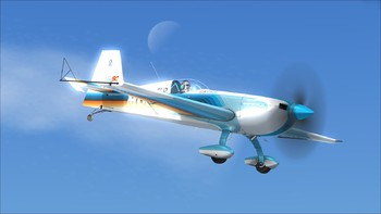 Screenshot6 - Microsoft Flight Simulator X: Steam Edition: Skychaser Add-On