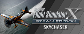 Microsoft Flight Simulator X: Steam Edition: Skychaser Add-On