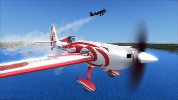 Screenshot3 - Microsoft Flight Simulator X: Steam Edition: Skychaser Add-On