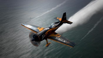 Screenshot1 - Microsoft Flight Simulator X: Steam Edition: Skychaser Add-On