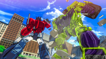 Screenshot1 - TRANSFORMERS: Devastation
