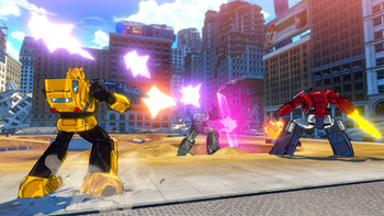 Screenshot3 - TRANSFORMERS: Devastation
