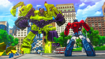 Screenshot4 - TRANSFORMERS: Devastation