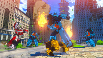 Screenshot5 - TRANSFORMERS: Devastation