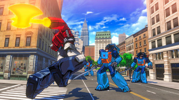 Screenshot6 - TRANSFORMERS: Devastation