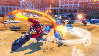 Screenshot7 - TRANSFORMERS: Devastation
