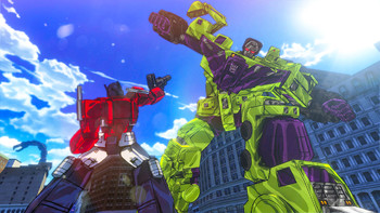 Screenshot9 - TRANSFORMERS: Devastation