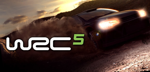 WRC 5 FIA World Rally Championship - Cover / Packshot