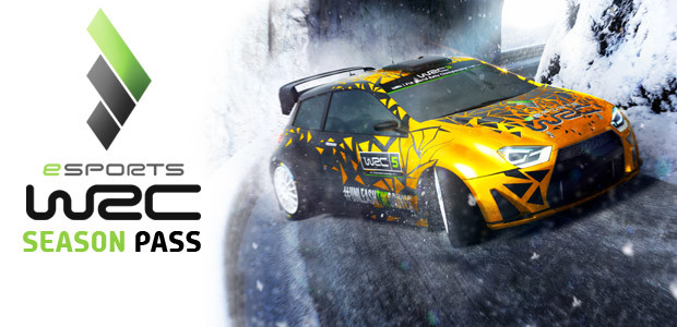 WRC 5 - Season Pass - Cover / Packshot