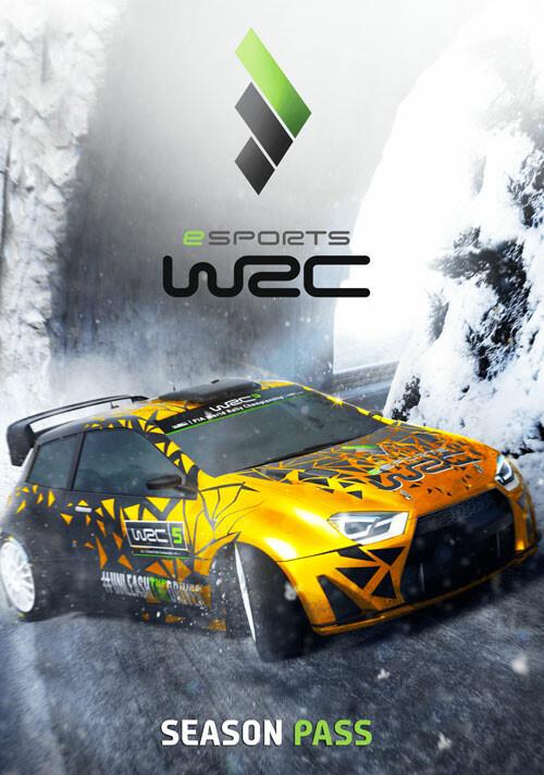 WRC 5 - Season Pass - Cover / Packshot