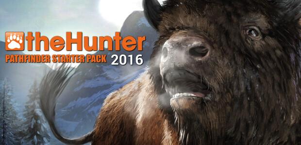 The Hunter 2016: Pathfinder Starter-Pack - Cover / Packshot