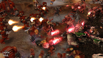 Screenshot3 - Warhammer 40,000: Dawn of War - Game of the Year Edition