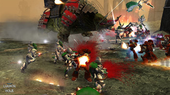 Screenshot4 - Warhammer 40,000: Dawn of War - Game of the Year Edition