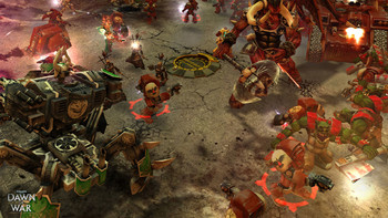 Screenshot6 - Warhammer 40,000: Dawn of War - Game of the Year Edition