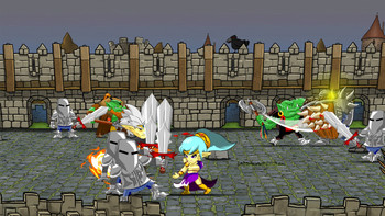 Screenshot2 - Arson and Plunder: Unleashed
