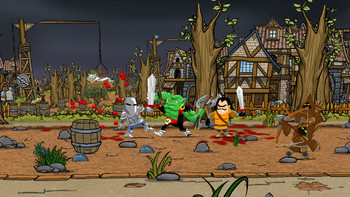Screenshot5 - Arson and Plunder: Unleashed