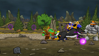 Screenshot1 - Arson and Plunder: Unleashed