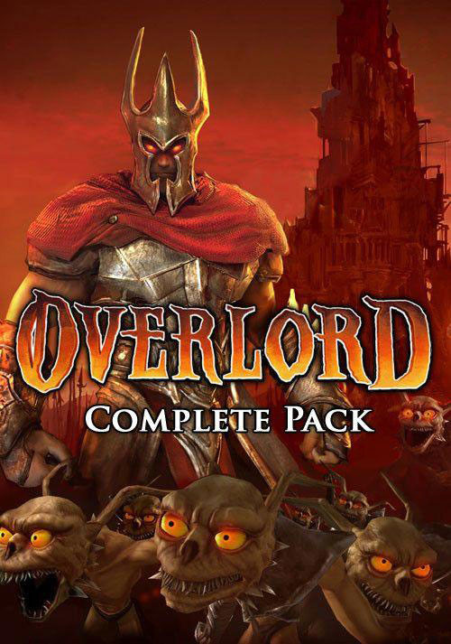 Overlord Complete Pack - Cover / Packshot