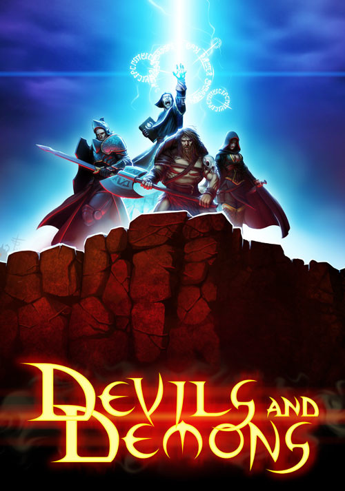 Devils & Demons - Cover / Packshot