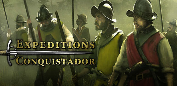 Expeditions: Conquistador - Cover / Packshot