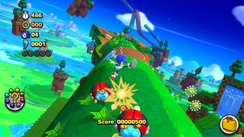 Screenshot2 - Sonic Lost World