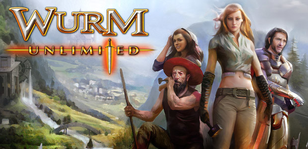 Wurm Unlimited - Cover / Packshot