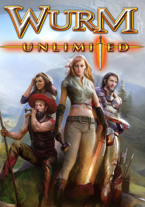 Wurm Unlimited - Cover