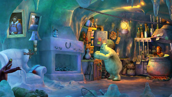 Screenshot4 - The Book of Unwritten Tales Collection