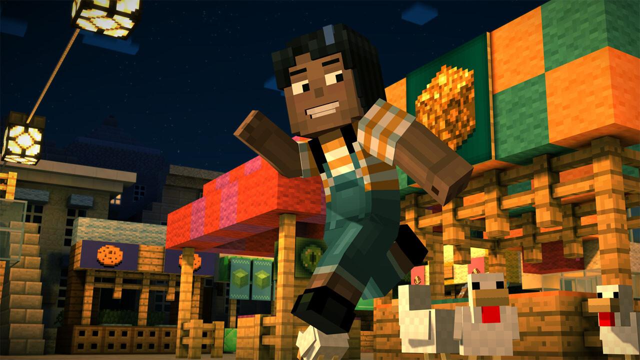 Minecraft Story Mode A Telltale Games Series Spiele Download - Minecraft spiele kaufen pc